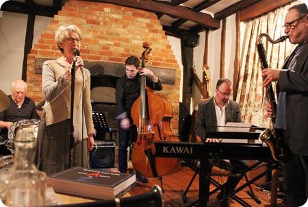 Jazznights Carol Bliker, Eugene Gilad Atzmon 140216 (53)